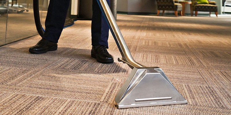 Carpet Cleaning for Businesses